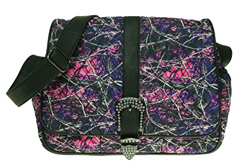 quilted pink diaper bag - 6