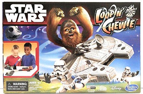 Amazon.com: Star Wars Games - Set of 3 - Loopin Chewie ...