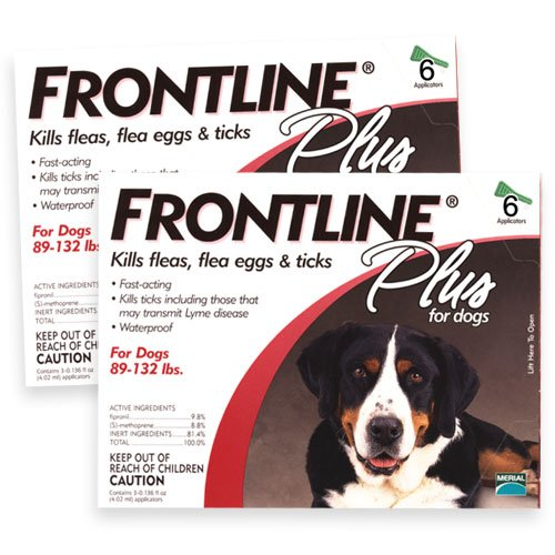 Frontline Flea Drops For Dogs Reviews