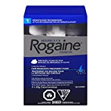 Best Hair Regrowth  For Men - Rogaine Men's 5% Minoxidil Foam - Hair Loss Review