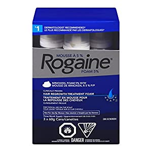 by Rogaine(2)Buy new: CDN$ 109.975 used & newfromCDN$ 96.07