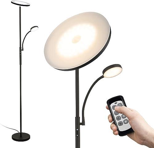 Floor Lamp Modern Headboard