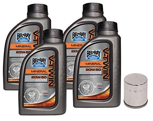 Bel-Ray 5017 Black Oil Change Kit by Bel-Ray