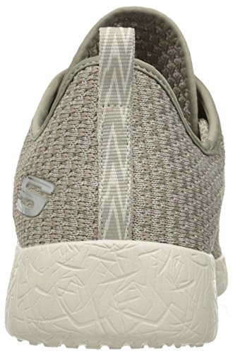 Skechers Sport Mens De Burst Donlen Oxford Taupe