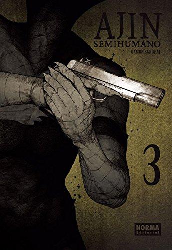 Descargar Libro Ajin 3. Gamon Sakurai