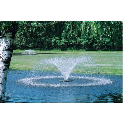 Kasco Aerating Fountain - 3/4 HP, 240V, 200-Ft. Cord, Model# 3400HVFX200