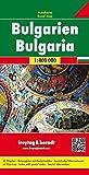 Bulgaria Road Map (Freytag & Berndt Road Map) (Road Maps)