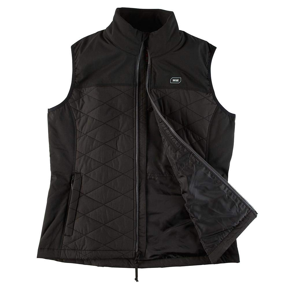 Milwaukee M12 Heated AXIS Vest Lithium-Ion Front and Back Heat Zones - Black (Large, Womens Vest Only) by Milwaukee (Image #7)