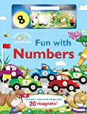img - for Wipe-Clean: Fun with Numbers: With Pen, Wipe-Clean Pages, and 20 Magnets! (Wipe-Clean Learning Books) book / textbook / text book