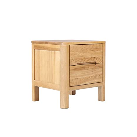 new arrival cec81 c79bf Amazon.com: Bedside table Night Table Solid Wood Bedside ...