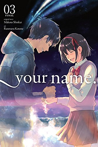 your name., Vol. 3 (manga) (your name. (manga))