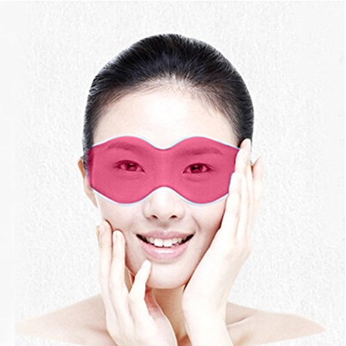 Amazon.com: Hot / Ice Compress Gel Eye Care Eye Shield Lovely Pink Sleep Mask Sleeping Eye Mask Blindfold Mascara De Dormir: Health & Personal Care
