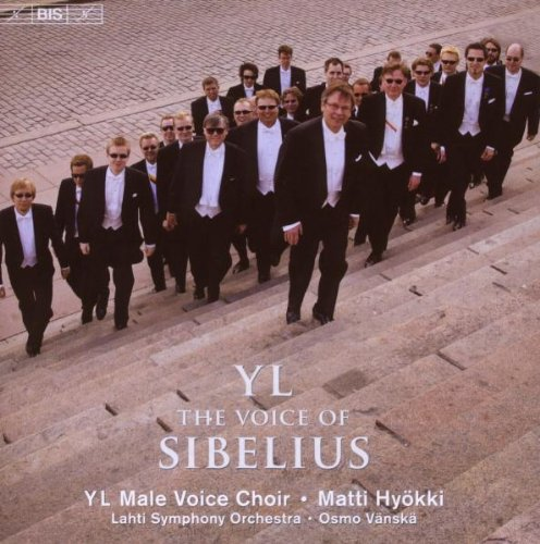 YL Male Voice Choir - Works for Male Voice Choir (CD)