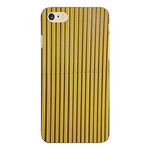 """Disagu Design Case Coque pour Apple iPhone 7 Housse etui coque pochette """"Blechoptik Gold"""""""