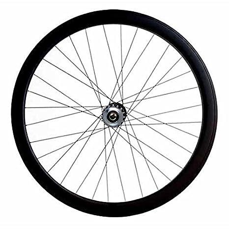 Mowheel Rueda de Bicicleta 40mm Trasera: Amazon.es: Deportes y ...