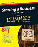 img - for Starting a Business All-In-One For Dummies book / textbook / text book
