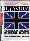 Invasion: The German Invasion of England July 1940