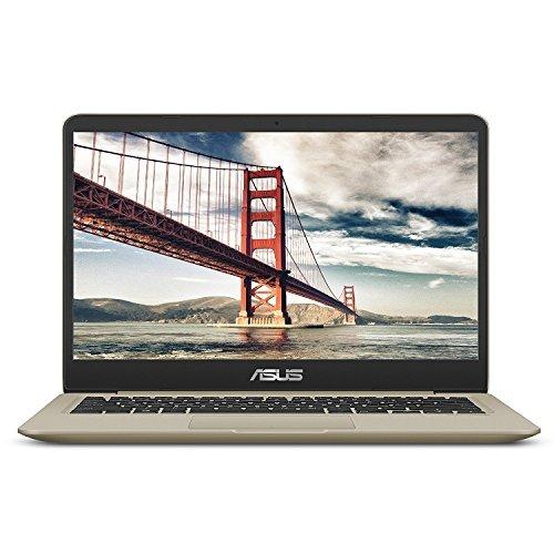 2018 ASUS VivoBook S14 14 FHD NanoEdge WideView Laptop Computer 8th Gen Intel Quad-Core i7-8550U up to 4.0GHz 16GB DDR4 RAM 256GB SSD 940MX 2GB AC WiFi + BT 4.2 HDMI USB Type-C Windows 10 [並行輸入品] B07HRMK8RL