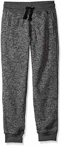 Southpole Big Boys' Jogger Fleece Pants in Basic Colors