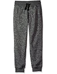 Big Boys' Jogger Fleece Pants in Basic Colors