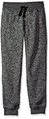 Southpole boys marled fleece jogger keeps you warm and gives you comfort