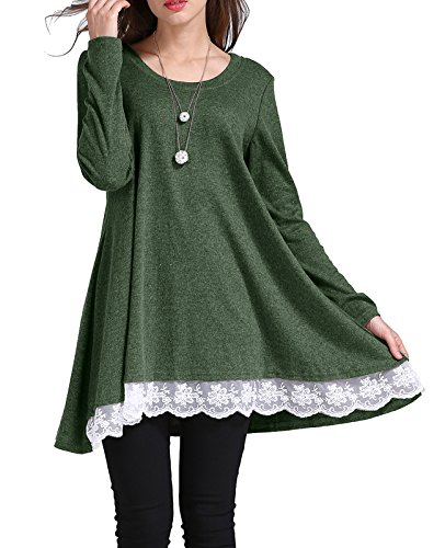 nice winter dress - 2