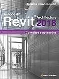 capa de Autodesk Revit Architecture 2018. Conceitos e Aplicações
