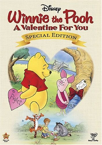 Toll Amazon.com: Winnie The Pooh: A Valentine For You Special Edition: N/a:  Movies U0026 TV