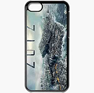 Personalized iPhone 5C Cell phone Case/Cover Skin 2012 movie movies Black