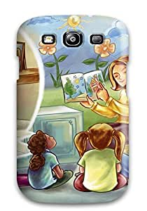 Cute Appearance Cover/tpu GiYpfac6591jzXcb Other Case For Galaxy S3
