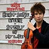 one direction best song ever mp3 - Best Song Ever/Story of My Life - One Direction (OMJamie Violin Cover)