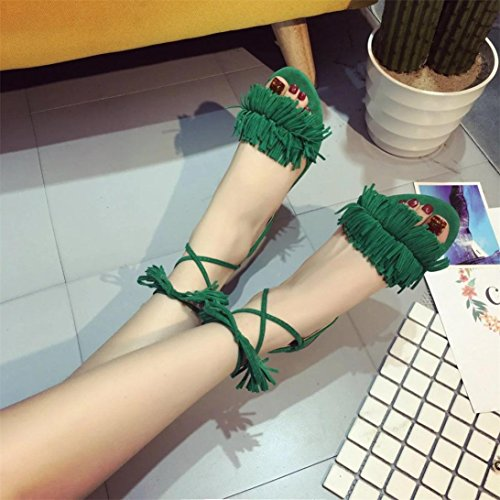 IGEMY Green Ouvert Bout Bout IGEMY Femme rw8r0
