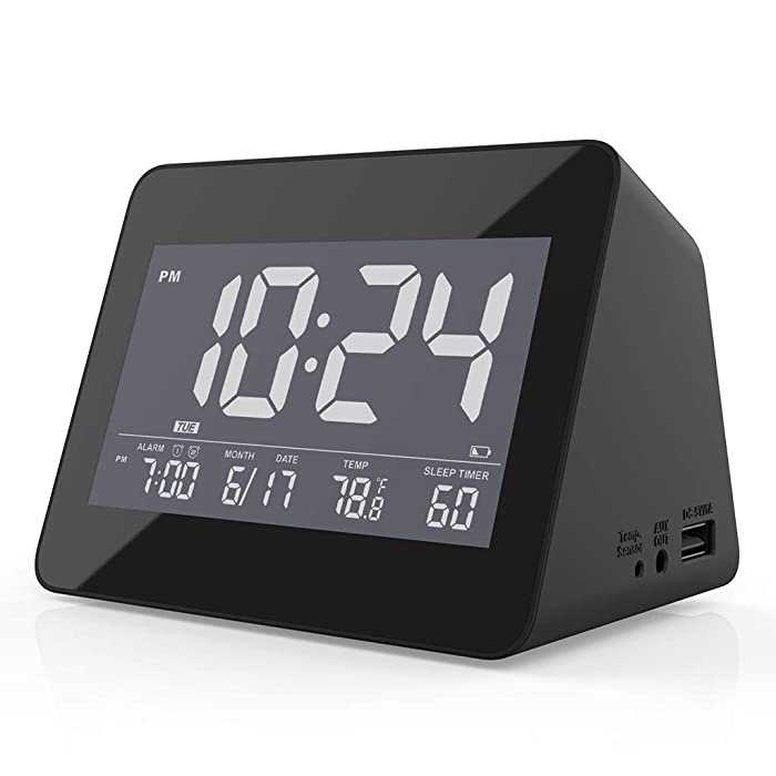 Top 9 Alarm Clocks For Bedrooms With Nature Sounds