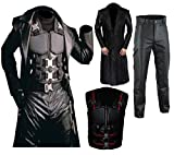 Wesley Snipes Blade Fancy Dress Costume