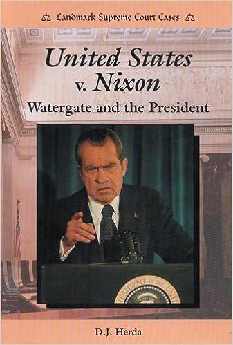 united states vs nixon essay