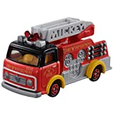 Tomica Disney Motors DM-17 fire truck Mickey Mouse (provisional)