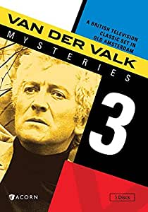 Van der Valk Mysteries, Set 3