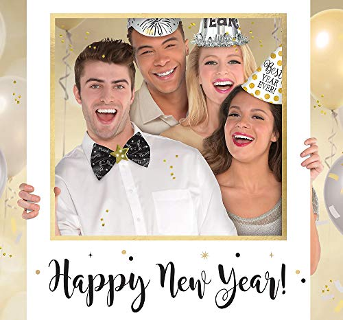 Giant New Year's Photo Frame