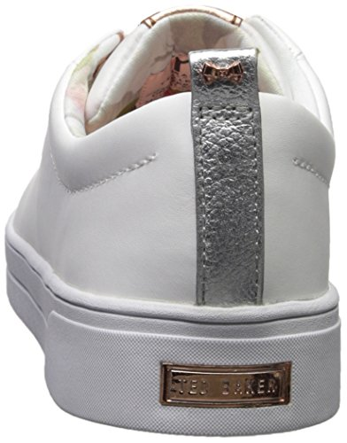 Ted Baker Damen Kellei Sneaker Weiß