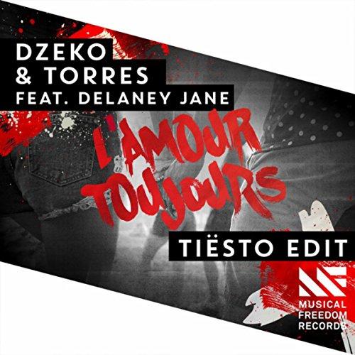 L'Amour Toujours (Tiësto Edit) (Gigi Musical)