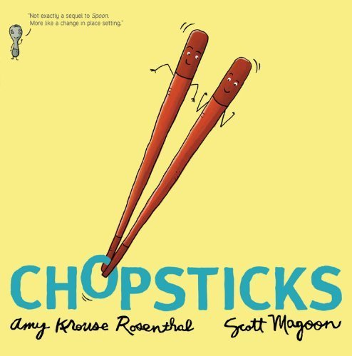 Chopsticks by Amy Krouse Rosenthal (2012-01-31)