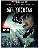 San Andreas [4K Ultra HD + Blu-ray + Digital Copy]