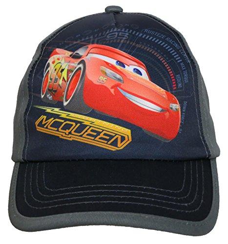 62c8f9f78b1 Disney Cars Little Boys Toddler Lightning McQueen Baseball Hat - Import It  All