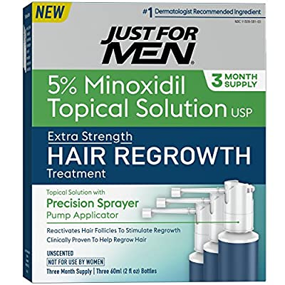 Just for Men Minoxidil