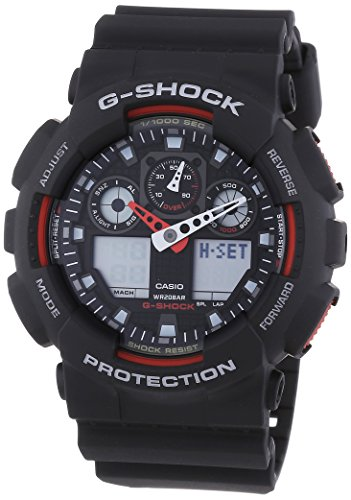 Casio Ga 100 1A4Er G Shock Combi Display