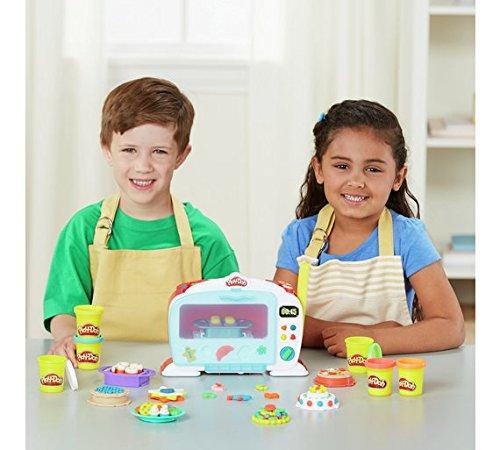 New Play-Doh - Juego de horno mágico para cocina, regalo de ...