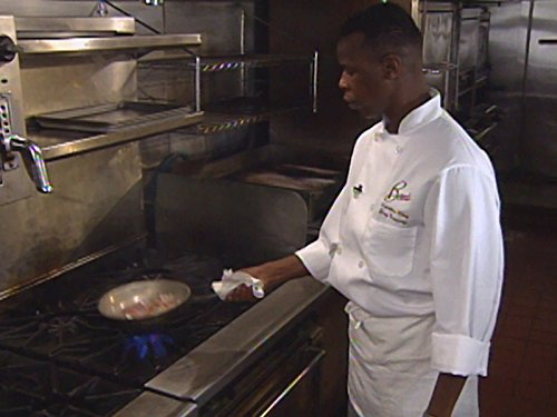 Chefs: Dean Mitchell, Gregory Gammage and Will - Sauces Foster