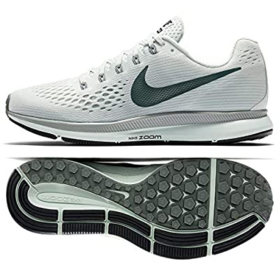 Nike WMNS Air Zoom Pegasus 34 880560 008 Barely Grey/Deep Jungle Women's Running Shoes