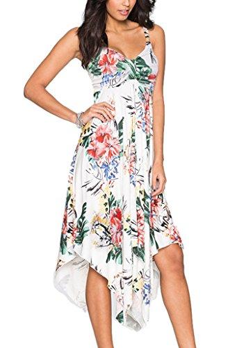 Buy below the knee length summer dresses - 4