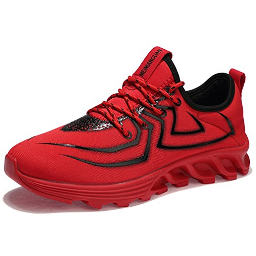 Hommes Solshine Mesh Respirant Chaussures De Sport Marche Loisirs Gymnase Course Schn